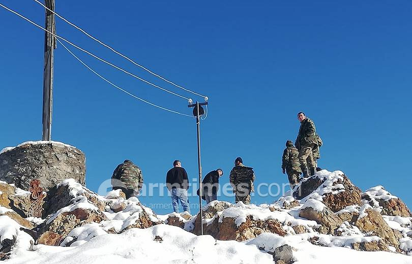 Գյուղի ներքեւի հատվածի 12 տները մնում են հայկական սահմանում. Շուռնուխի համայնքապետ