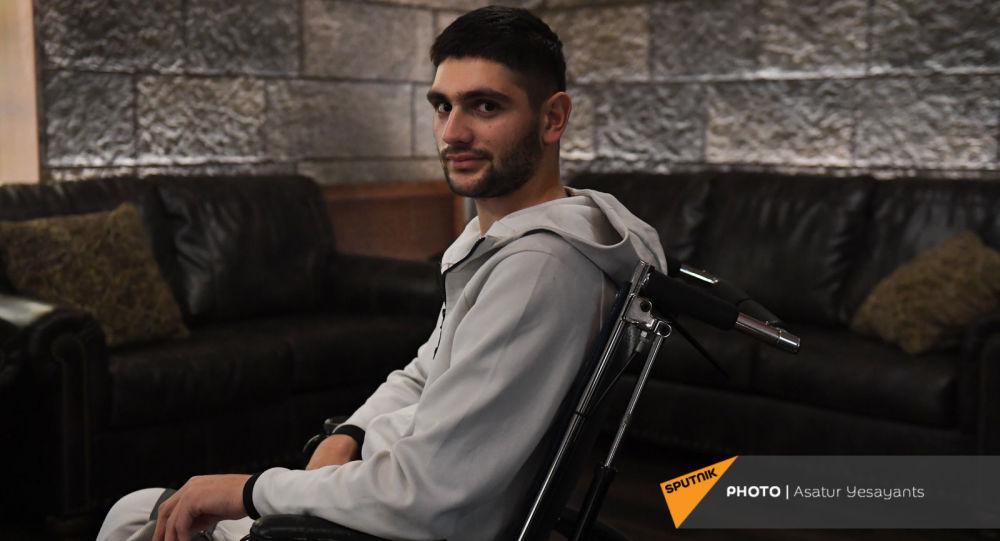 Photo of Նա չէր հավատում, որ Ջաբրայիլի մարտից հետո կյանք կա. վիրավոր Սեյրանը նոր հրաշքի է սպասում