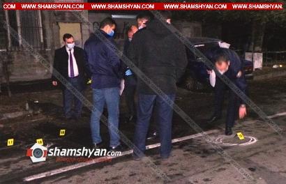 Photo of Կրակոցներ Երևանում՝ Վազգեն Սարգսյանի անվան ռազմական համալսարանի մոտ. դեպքի վայրում հայտնաբերվել են 2 տասնյակից ավելի կրակված պարկուճներ, արնանման հետքեր, փայտե արյունոտ մահակ