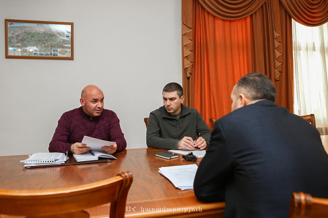 Photo of Всеармянский фонд «Айастан» начинает реализацию новых жилищных проектов в Арцахе