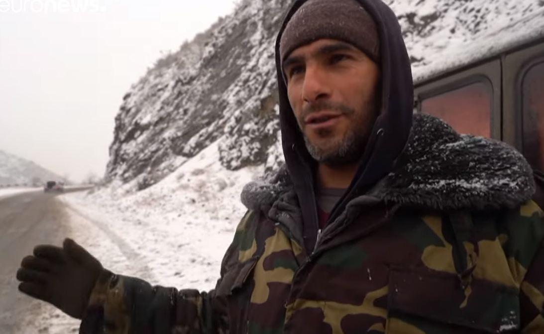 Photo of Армяне покидают Лачинский район: Euronews