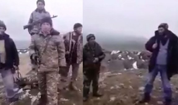 Photo of Մի քանի օր է, ինչ ադրբեջանցիները պահանջում են նահանջել Սյունիքի մարզի Արավուս գյուղից
