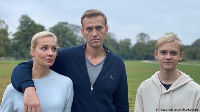 Photo of Немецкие политики обсуждают возможность политического убежища для Навального