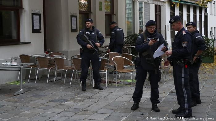 Photo of В Вене задержаны еще два человека по делу о теракте