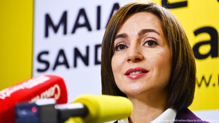 Photo of Майя Санду пообещала стать президентом для всех граждан Молдовы