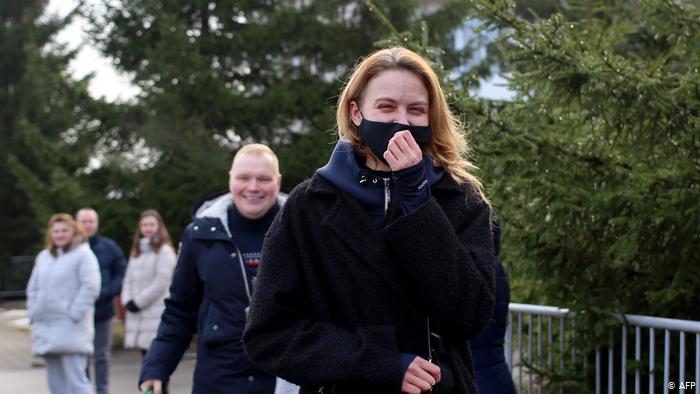 Photo of «Мисс Беларусь» Ольга Хижинкова освобождена после 42 суток ареста