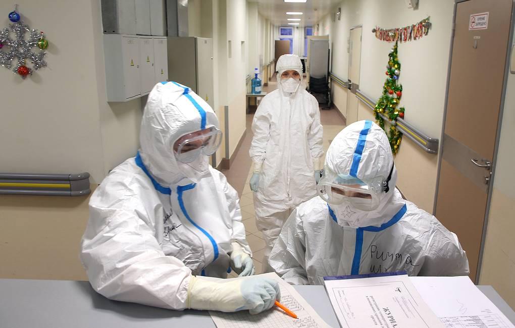 Photo of В России за сутки выявили 27 250 случаев заражения коронавирусом