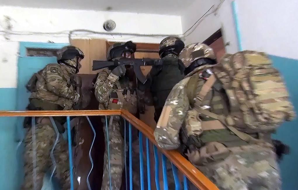 Photo of В Дагестане задержали четырех членов ИГ, готовивших теракт