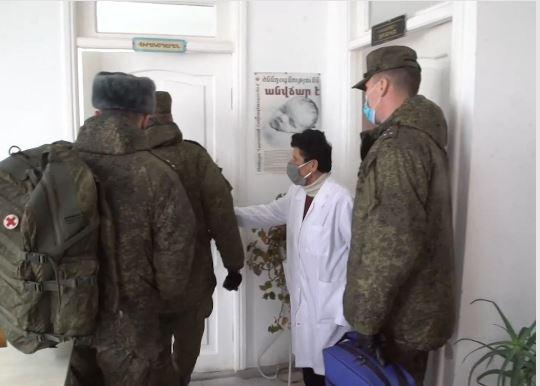 Photo of ՌԴ խաղաղապահների մոբիլ խմբերը բժշկական օգնություն են ցուցաբերել ԼՂ Ասկերանի շրջանում