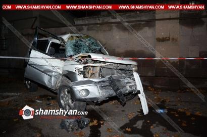 Photo of Ողբերգական ավտովթար Երևանում. բախվել են KIA-ն ու Mitsubishi io-ն. վերջինս էլ բախվել է Mercedes-ին. հիվանդանոց տեղափոխված վիրավորներից 30-ամյա կինը մահացել է