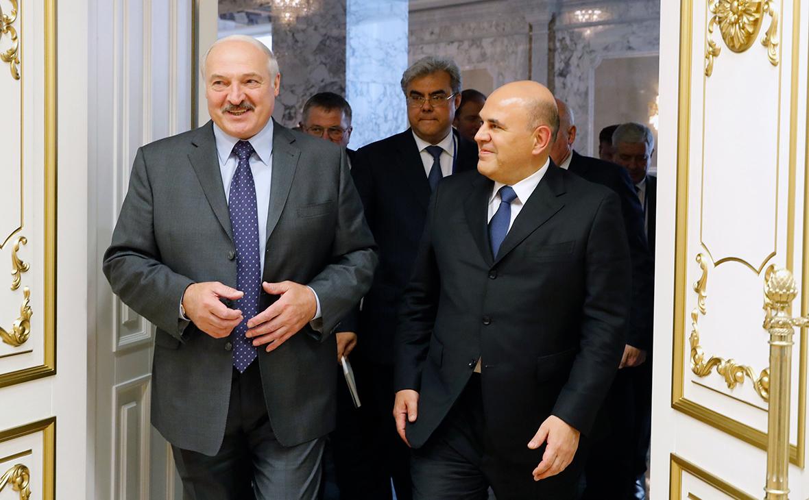 Photo of Мишустин подписал распоряжение о кредите Белоруссии на $1 млрд