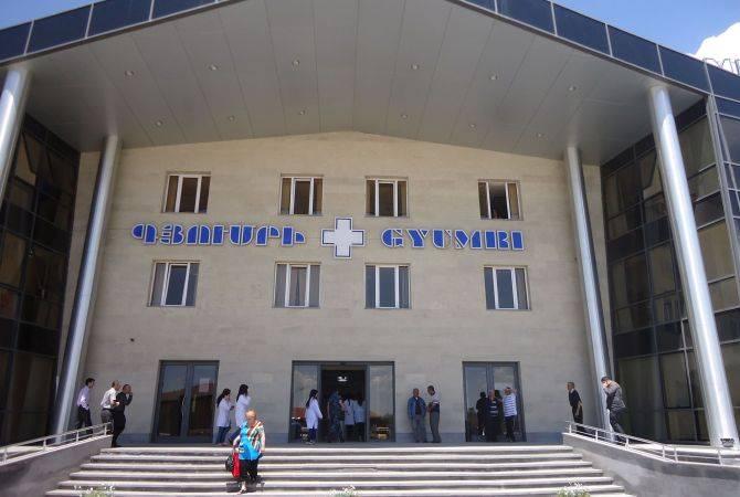 Photo of В Гюмрийском медицинском центре будет кислородный центр. Лечение COVID будет эффективным
