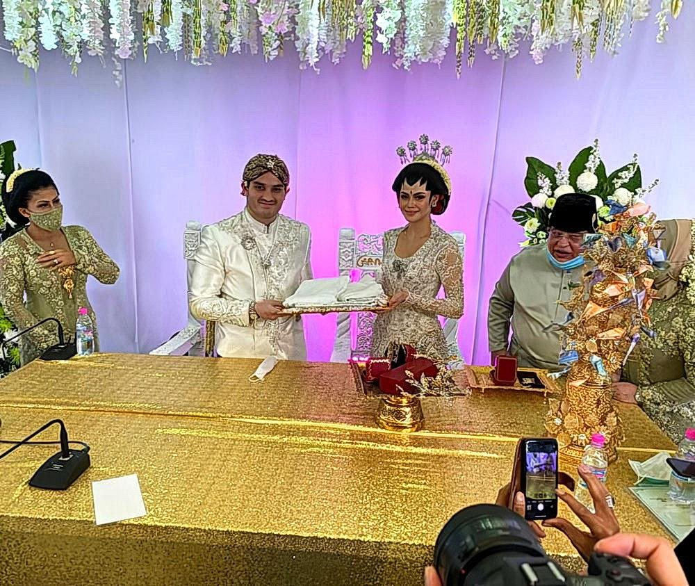 Photo of Супруги обошли карантин и пригласили на свадьбу 10 тысяч гостей