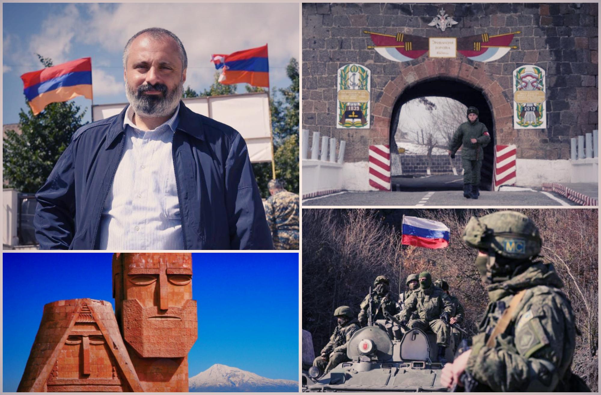 Photo of Նա, ով հակառուսական տրամադրություններ է սերմանում, հիվանդ է և դավաճան. ՌԴ բազայի հիմնումը Արցախում կօգնի և՛ մեզ, և՛ տարածաշրջանին. Դ. Բաբայան