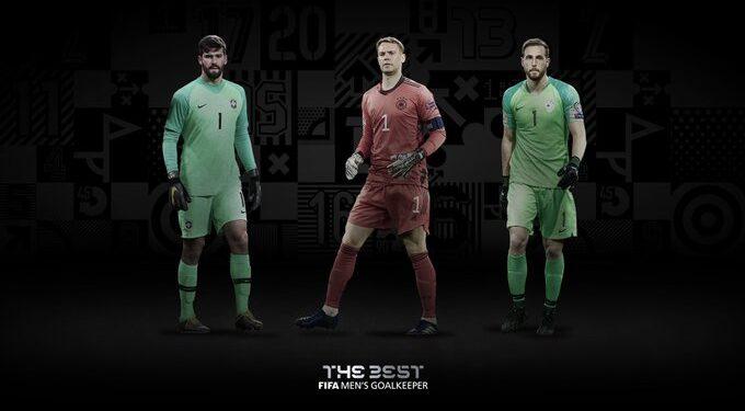 Photo of The Best/FIFA Football Award. Հայտնի է տարվա լավագույն դարպասապահի անունը