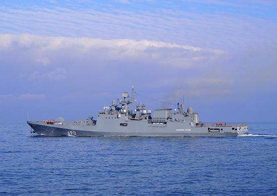 Photo of ՌԴ Սեւծովյան նավատորմի նավերը Միջերկրական ծովում առաջադրանքներ են կատարում