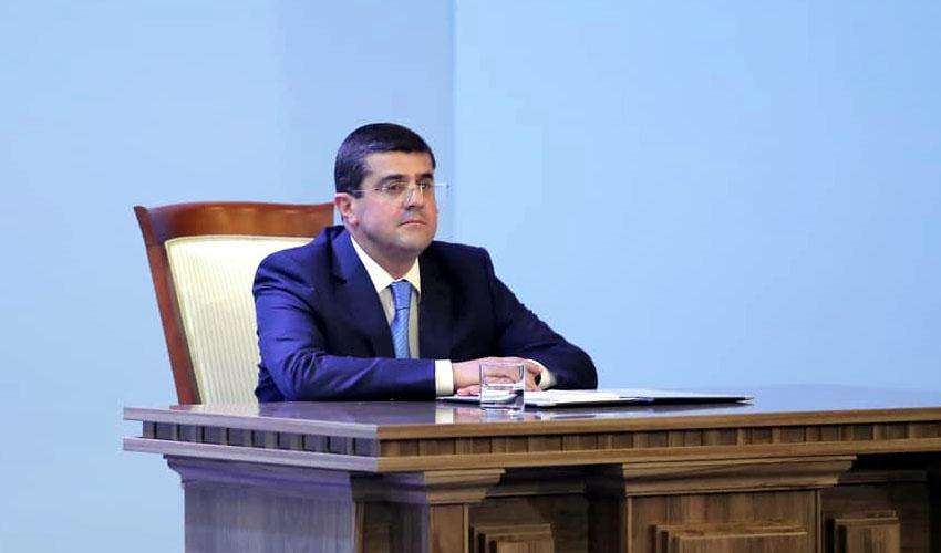 Photo of Президент Арцаха: По моему поручению вновь дан ход государственной программе экстракорпорального оплодотворения