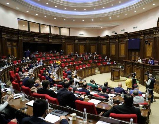 Photo of Ազգային ժողովում շարունակվում է քառօրյա նիստը. ՈՒՂԻՂ