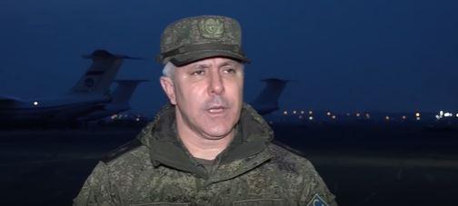 Photo of Ռուս խաղաղապահ ուժերի հրամանատար Ռուստամ Մուրադովը խոսել է Հադրութում տիրող իրավիճակի մասին