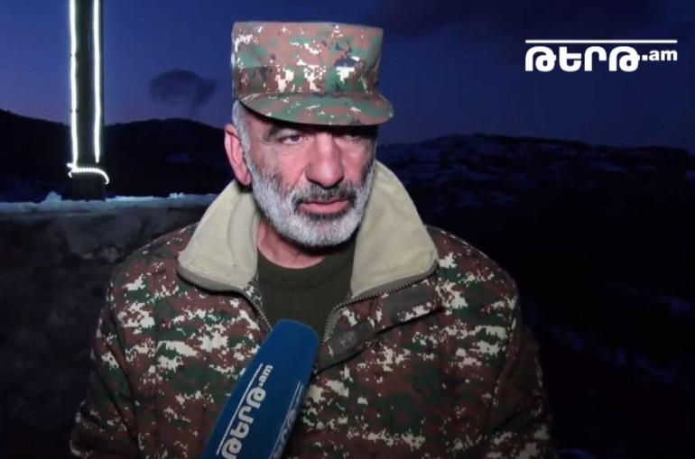 Photo of Երկու դիրքում, որտեղ մենք էինք կանգնած, արդեն ադրբեջանական զորքերն են. Շուռնուխի վարչական ղեկավար
