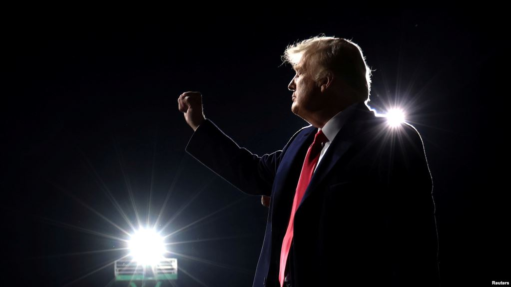 Photo of Трамп на митинге в Джорджии вновь заявил о непризнании победы Байдена