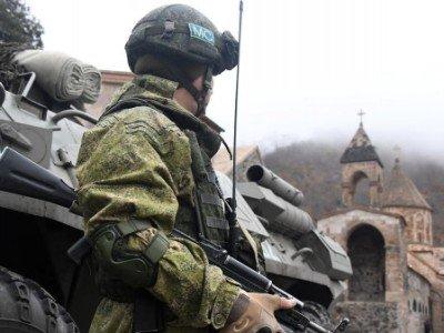 Photo of Ռուս խաղաղապահները թույլ չեն տվել ադրբեջանցի լրագրող Ֆաթուլաեւին մուտք գործել Դադիվանք