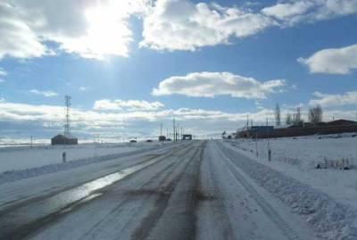 Photo of ՀՀ տարածքում կան փակ և դժվարանցանելի ճանապարհներ. Կոտայքի և Սյունիքի ճանապարհներին տեղ-տեղ մերկասառույց է
