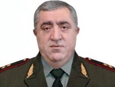 Photo of Հայկազ Բաղմանյանն ազատվել է ՀԱՊԿ միացյալ շտաբի պետի տեղակալի պաշտոնից