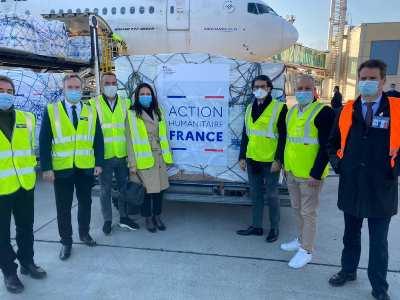 Photo of «Ազնավուր» հիմնադրամը մանրամասներ է ներկայացրել Ֆրանսիայից Հայաստան ուղարկված հումանիտար օգնության վերաբերյալ