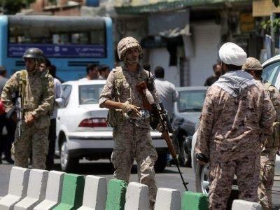 Photo of Իրանի հյուսիս-արեւմուտքում ահաբեկիչների խումբ է ձերբակալվել