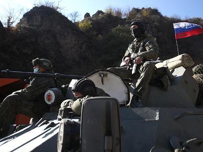 Photo of Российские миротворцы обеспечили возвращение из Армении в Карабах около 32 тысяч беженцев