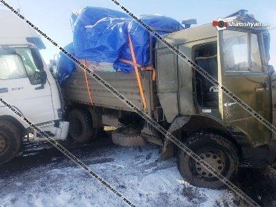 Photo of Մանրամասներ՝ Սյունիքում խաղաղապահների մասնակցությամբ ավտովթարից. դեպքի վայր է ժամանել գեներալ Ռուստամ Մուրադովը