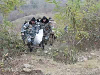 Photo of ГСЧС Арцаха: Обнаружены тела еще 22 погибших, поисковые работы продолжаются