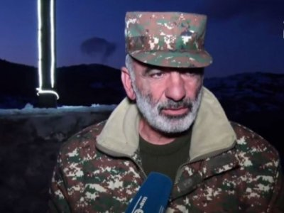 Photo of Пограничники РА будут размещены в районе села Шурнух, а проходящую через границу трассу будут охранять российские пограничники