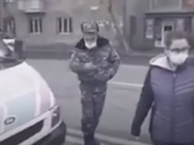 Photo of Ցուցարարների վրա մեքենան քշելու կոչ արած ոստիկանի նկատմամբ նշանակվել է ծառայողական քննություն
