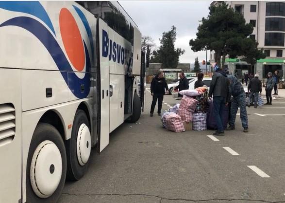 Photo of Более 1,4 тыс. беженцев вернулись из Армении в Нагорный Карабах за сутки