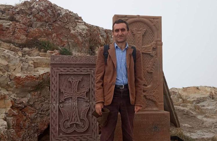 Photo of «В жестокие дни войны в своем доме в Гадруте подвергся пыткам со стороны врага теолог, знаток Гр. Нарекаци, кандидат исторических наук Ваграм Лалаян»
