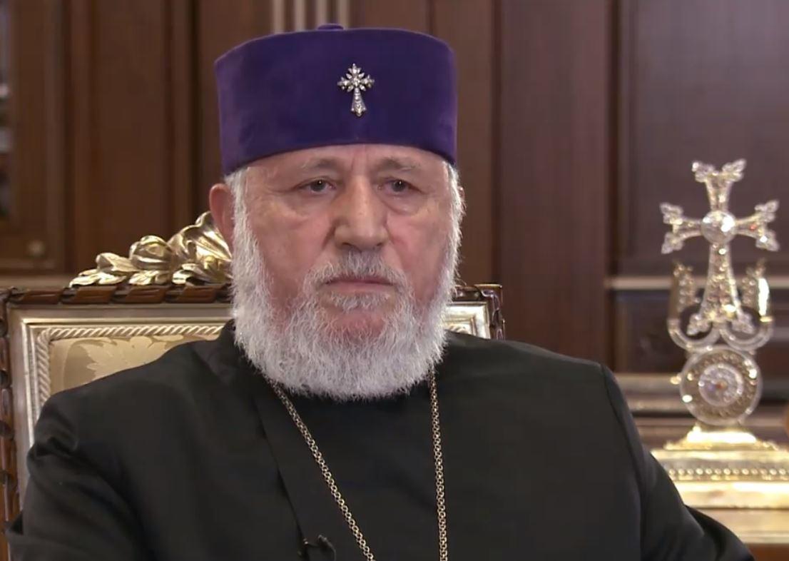 Photo of Ամենայն Հայոց Կաթողիկոսը  շնորհավորագիր է հղել Իրանի նորընտիր նախագահին