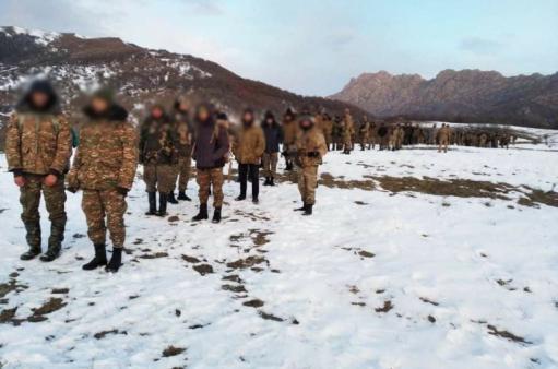 Photo of 62 военнослужащих из Ширака находятся в азербайджанском плену. Пленники живы