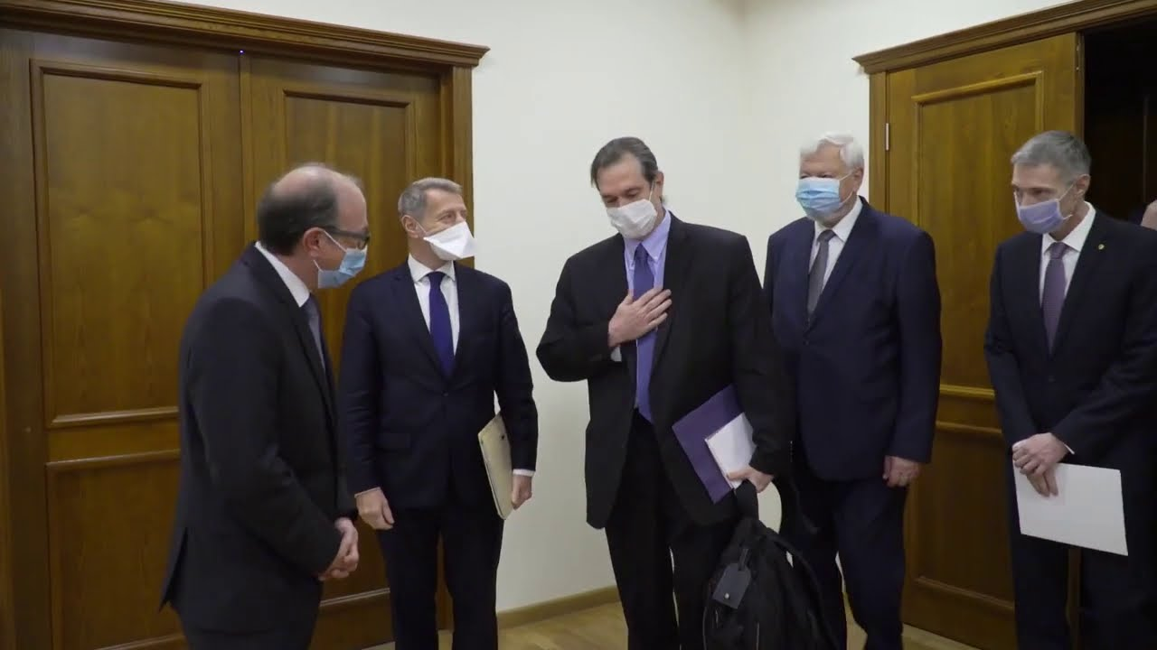 Photo of «Отсутствие российского сопредседателя — это политика. Россию не интересует Минский формат ОБСЕ