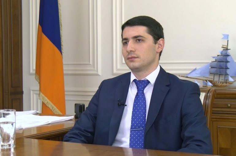 Photo of Аргишти Кярамян назначен заместителем председателя Следственного комитета Армении
