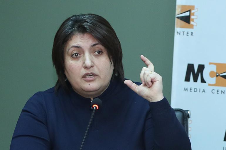 Photo of «В Армении демократия не прощается». Правозащитница