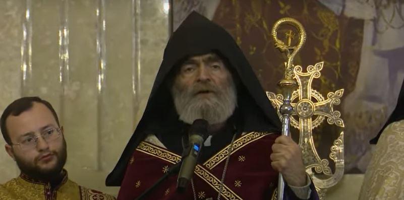 Photo of Պարգև Սրբազանն ազատվել է Արցախի թեմի առաջնորդի պաշտոնից՝ նշանակվելով Հայրապետական նվիրակ