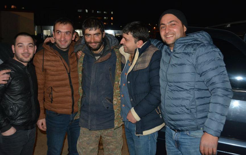 Photo of Տղաները քիչ առաջ վերադարձան Հայրենիք. նրանք բուժզննման կարիք ունեն