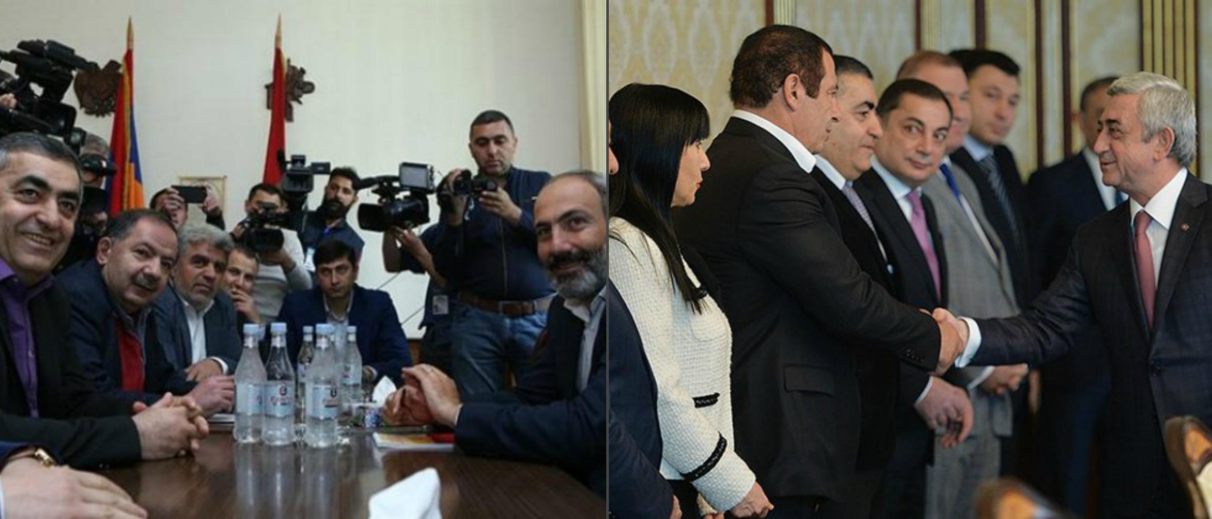 Photo of «Обе стороны стоят друг друга, в результате мы имеем сложившуюся сегодня в Армении катастрофическую ситуацию». Политолог С. Сароян