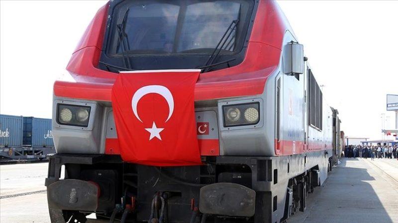 Photo of Թուրքիայից Չինաստան մեկնող առաջին գնացքը կանցնի Վրաստանով