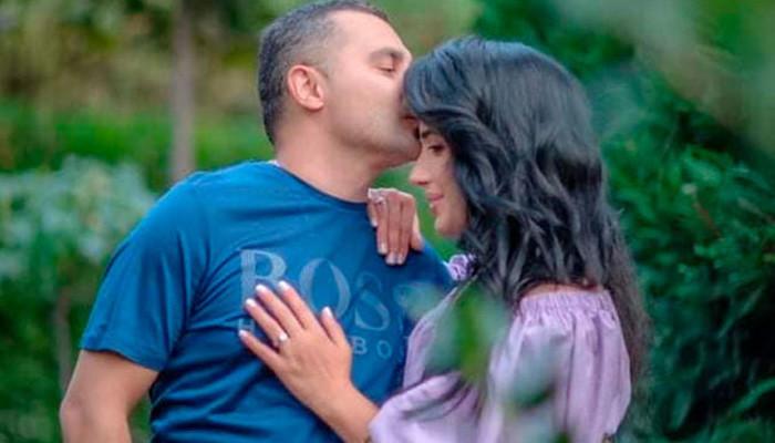 Photo of Боксер Вик Дарчинян женился во второй раз