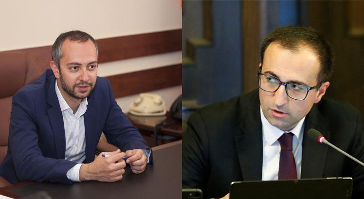 Photo of Эдуард Агаджанян освобожден от должности руководителя аппарата премьер-министра РА, на ту же должность назначен Арсен Торосян.