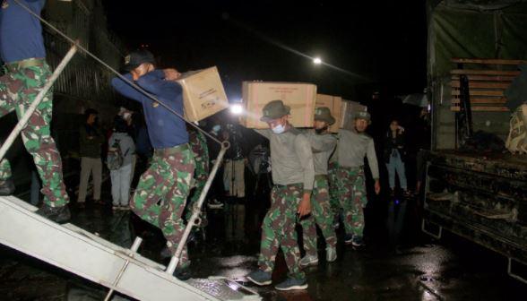 Photo of Հայտնաբերվել են Ինդոնեզիայում վթարի ենթարկված Boeing 737-ի բեկորները
