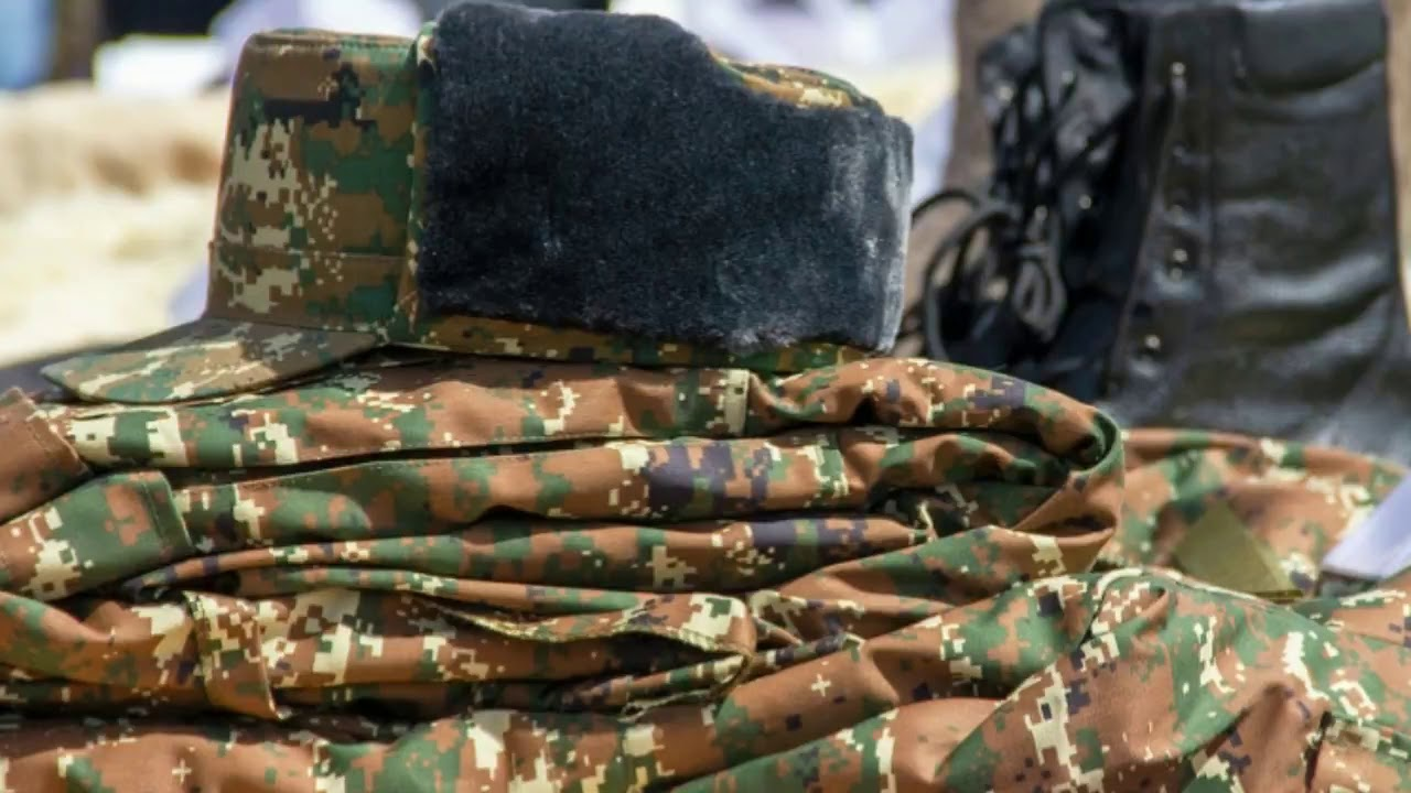 Photo of ՀՀ բանակի համար նախատեսված համազգեստը կարվում է բացառապես Հայաստանում
